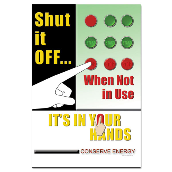 List of 151 Catchy Saving Energy Slogans