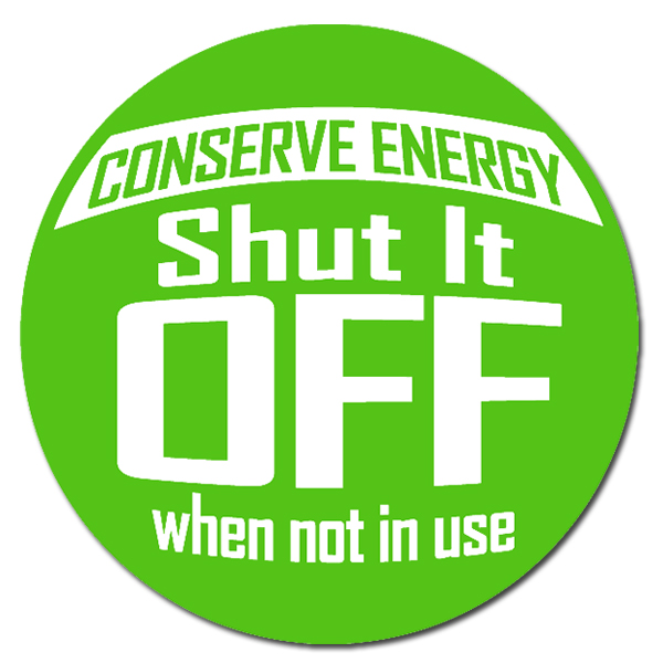 Ai Edoth106 01 1 Color Conserve Energy Shut It Off When