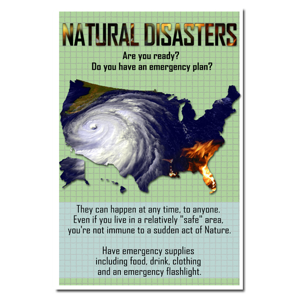 awareness for natural disasters Assessment of educational methods for improving children's awareness of  tsunamis and other natural disasters: focusing on changes in.