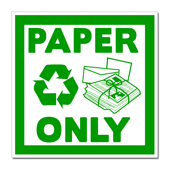 paper recycling prices Where recovered paper goes data for the year 2016 indicate that 337 percent of the paper and paperboard recovered in the us went to produce containerboard (ie, the material used for corrugated boxes) and 118 percent went to produce boxboard, which includes basestock for folding boxes and.