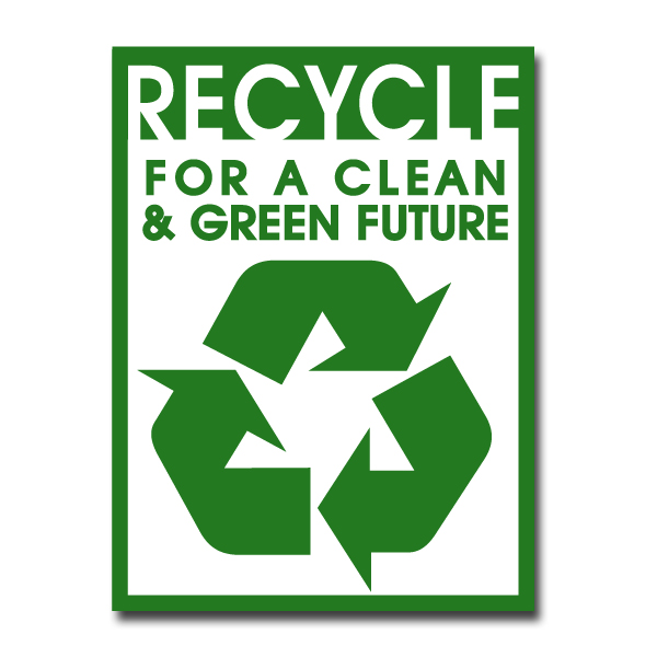 Ai Rdoth034 1 Color Recycle For A Clean And Green Future
