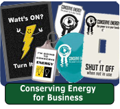 Energy Conservation in Business