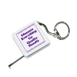 AI-11TPM- Quality Measuring tape-key chain