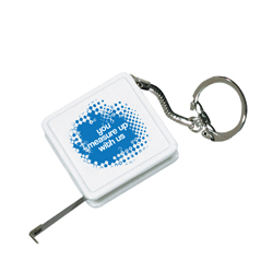 AI-12TPM- Recognition-Measuring tape-key chain