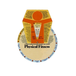 AI-5edu - Physical Fitness Info Wheel