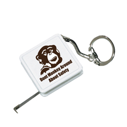 AI-6TPM- Quality Measuring tape-key chain