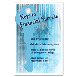 AI-jp101 Financial Success Poster