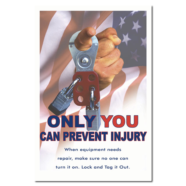 Hand Safety Slogans http://www.awarenessideas.com/AI-sp225-Only-you-can-prevent-injury-hand-safet-p/ai-sp225.htm