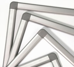 AI-AAA - Aluminum Frames for 12x18 Posters, 20 x 24 Posters, 24 x 36 Posters or 8.5 x 11 Posters - custom frames, frames for posters