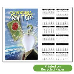 """AI-EC-2 Energy 1 page 2011 Calendar - 11"""" x 8-1/2"""""""