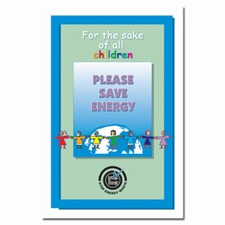 EP101 - Energy Conservation Poster