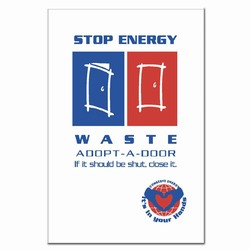 EP141 - Energy Conservation Poster