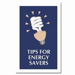energy tip booklet for employees