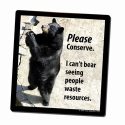 AI-PRG0011-BE4 - Bear Energy Mousepad