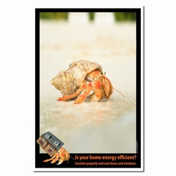 AI-PRG0011-HCE1  Hermit Crab Energy Poster