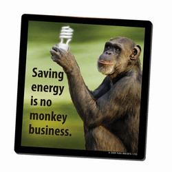 AI-PRG0011-ME4 - Monkey Energy Mousepad