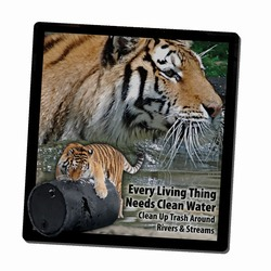 AI-PRG0011-TW4 - Mousepad, Recycling Incentive, Recycling Promotional Ideas, Recycling Promo Gifts, Recycling Gifts for Tradeshows, recycling ad specialties