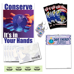 AI-aa-pkg1 Energy Promotional Package- 20 Piece - promotional product, energy conservation