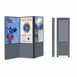 cons1 - FLEXi Modular Conservation Display, Energy Conservation Display, Tradeshows for Energy, Trade shows for conservation, recycling information display, recycling summit, energy conservation summit, energy trade show