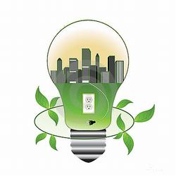 AI-e-09- Green Energy Logo Design, Energy T shirt, Save Energy mug, Save Energy Decal, Eco Friendly