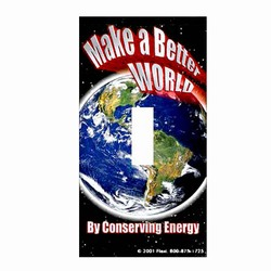 ed203-03 - Energy Conservation Decals