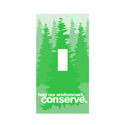 ed203-09 - Energy Conservation Decals