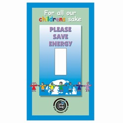 ed203-15 - Energy Conservation Decals