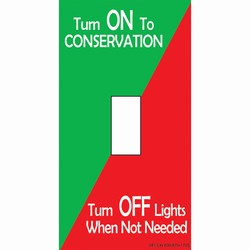ed203-17 - Energy Conservation Decals