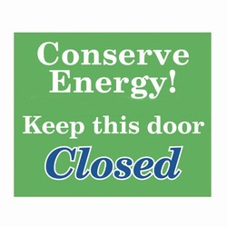 ed202-10 - Energy Conservation Decals