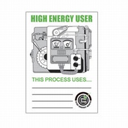 ed204-01 - Energy Conservation Decals