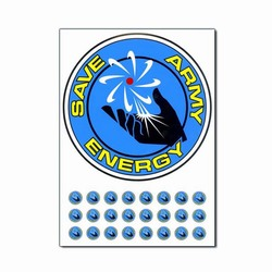 ed224-02 - Energy Conservation Decals