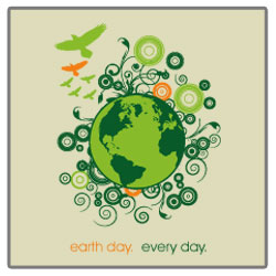 AI-edt11 - Earth Day T-shirt, Earth Day Incentive, Earth day Ideas, Earth Day Promo Gifts, Earth Day ad specialties, Earth Day gifts