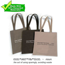 eh024-03 - Energy Eco-Friendly Medium Tote