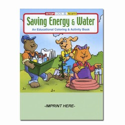 eh952 - Energy Conservation Coloring Book, Energy Conservation Handouts, Energy Conservation Gift, Energy Conservation Incentive