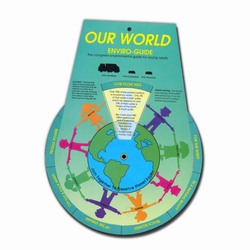 eh920d - Energy Conservation Info Wheel, Energy Conservation Handouts, Energy Conservation Gift, Energy Conservation Incentive