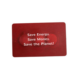 eh323 - Energy Conservation Credit Card Light, Energy Conservation Handouts, Energy Conservation Gift, Energy Conservation Incentive
