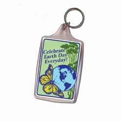 eh313-06 - Energy Conservation Key Ring, Energy Conservation Handouts, Energy Conservation Gift, Energy Conservation Incentive