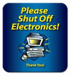eh941 - Energy Handout, Energy Conservation Handouts, Energy Conservation Gift, Energy Conservation Incentive