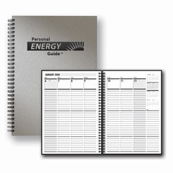 "eh036 - Energy Conservation 7x10"" Weekly Energy Guide, Energy Conservation Handouts, Energy Conservation Gift, Energy Conservation Incentive"