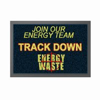 ehrug1 - Energy Conservation Mat, Energy Conservation Handouts, Energy Conservation Gift, Energy Conservation Incentive