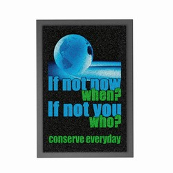 ehrug3 - Energy Conservation Mat, Energy Conservation Handouts, Energy Conservation Gift, Energy Conservation Incentive