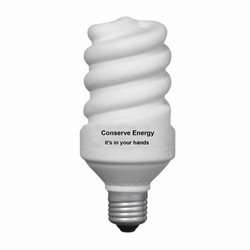 eh711 - Energy Conservation Stress Reliever, Energy Conservation Handouts, Energy Conservation Gift, Energy Conservation Incentive