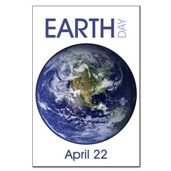 AI-ep438 - Earth Day 40th Anniversary Poster