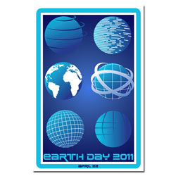 AI-ep508 - Earth Day 2011 Poster