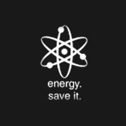 AI-et100 - Energy. Save It. -  Energy Conservation T-shirt, Energy Conservation Handouts, Energy Conservation Gift, Energy Conservation Incentive