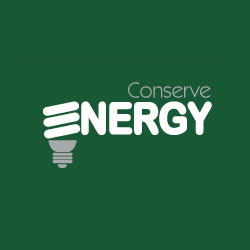 AI-et101 - Conserve Energy -  Energy Conservation T-shirt, Energy Conservation Handouts, Energy Conservation Gift, Energy Conservation Incentive