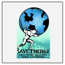 AI-et104 - Save Energy T-shirt, Energy Conservation Handouts, Energy Conservation Gift, Energy Conservation Incentive