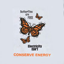 et386 - Energy Conservation T-shirt, Energy Conservation Handouts, Energy Conservation Gift, Energy Conservation Incentive