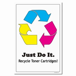 AI-prg003-07 - Recycling Poster, Recycling placard, recycling sign, recycling memo, recycling post, recycling image, recycling message