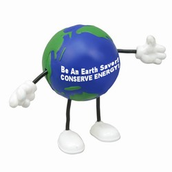 AI-prg011-14 - Energy Conservation EARTH FIGURE STRESS RELIEVER , Energy Conservation Sticky Lightbulb Notepad. 2 x 3.5. 50 sheet. Think Energy EfficiencyEnergy Conservation Handouts, Energy Conservation Gift, Energy Conservation Incentive